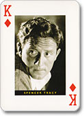 "Spencer Tracy ""Hollywood"", Piatnik, 1997"